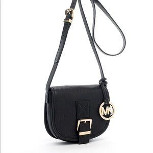 Michael Kors   Small Crossbody Saddle Bag